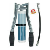 Hand Tool Double Handle Grease Gun Two Lever Grease Gun