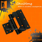 Adjustable Aluminum Alloy Window and Door Hinge, Window Hardware CH-H30b