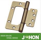 Steel or Iron Door Flush Hinge From Hardware Manufactory (100X75mm)