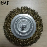 Customized Industrial Brushes Wheel Brushes for Gear Deburring (WB-12)