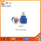 Sedal 35mm Ceramic Disc Cartridge, Cartridge Ceramic Disc Valve Replacement Single Handle Faucet