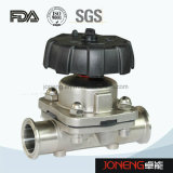 Stainless Steel 2-Way Sanitary Diaphragm Membrane Valve (JN-DV2008)