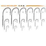 Free Shipping Wholesale High Carbon Baitholder Fishing Hook