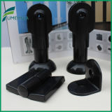 Black Nylon Toilet Partitions Fittings Hardware