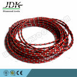 Diamond Wire Saw Diamond Rope for Marble Block Squaring