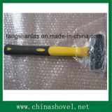 Hand Tool Good Quality Carbon Steel Sledge Hammer with Handle