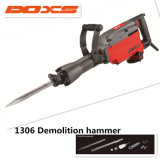 pH65 65mm Aluminum Body Powerful Heavy Demolition Hammer Tools