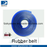 Wear-Resistant Rubber Belt for Wire Saw Pulley