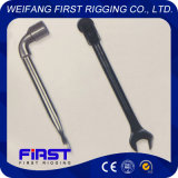Factory Supplied L Type Combination Wrench