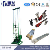 Water Well Model Hf180j Drill Rig Machine