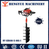 Reliable and Security Ground Auger Drill with Ce &Ecm Certification