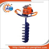 Ground Drill PT-203-48f 68cc Gasoline Earth Auger Power Tool