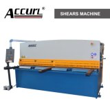 Accurl Shearing Machine QC12y Series Hydraulic Shear