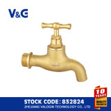 Chrome Plated Brass Angle Valve (VG13.90151B)