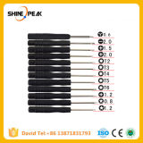 12 PCS Set Mini Multi-Function Magnetic Precision Screwdriver Set for Apple iPhone 7 Samsung HTC Phone Tablet PC Ect