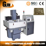 2.2kw Constant Power Spindle, Cast-Iron T-Slot Table, Metal Mold CNC Router