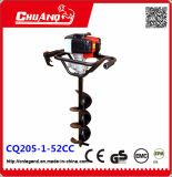 Manual Planting Digging Machine Gas Power Post Hole Digger Earth Auger