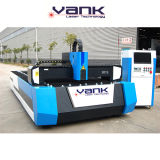 Fiber Laser Cutting Machine 1000W 2000W Raycus Laser Cutter for Metal Vanklaser