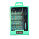 Plastic Box Package Screwdriver Bits Set