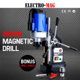 1500W Electric Electro-Mag Base Chuck Power Magnetic Drill