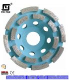 Segment Type Double Row Cup Wheel for Granite Grinding