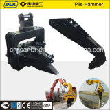 Vibro Pile Hammer for 30 Tons Excavator