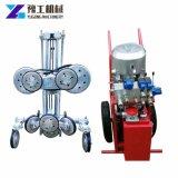 Band Electric Diamond Wire Quarry Saw Machine for Stone Cutting