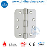 4X3X3mm Hardware R38013 UL Door Hinge with UL Listed