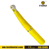 Tosi Disposable Yellow E-Generator Integrated LED Handpiece Quick Connector Design