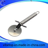 Stainless Steel Single Head Pizza Cutter Knife (PK-01)