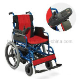Electric Wheelchair with CE&ISO Approved (Aluminum Frame)