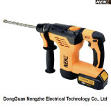 Drilling Machine Rotary Hammer with 2 Lithium Batteries and 1 Charger (NZ80)