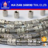New Arrival Vacuum Brazed Diamond Wire Saw on Sale