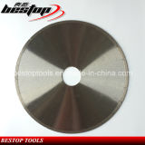 Laser Welding Fish Hook Diamond Marble Cutting Disc
