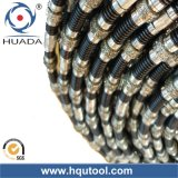 Dry Cutting Diamond Wire Saw for Marble Quarry
