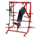Commercial Fitness Equipment/ Plate Loaded Hammer Strength H1 ISO-Lateral Decline Press
