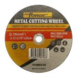 230*3*22.2mm Flat Type Cut-off Disc Cutting Wheel for Metal