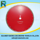 Romatools Diamond Saw Blades for Reinforced Concrete, Concrete with Bars