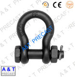 Hot Dipped Galvanized Us Type/ Drop Forged/Anchor Shackle