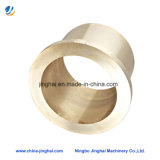 Customized CNC Machine Copper Bushing of Cooling System