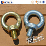 High Strength Galv DIN 580 Eye Bolt Screw Rigging Hardware
