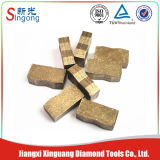 Diamond Grinding Segment Cutting Tool for Core Drill Bit