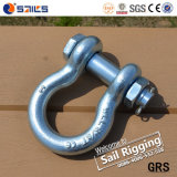 Electro Galvanized G2130 Bolt Type Anchor Shackle