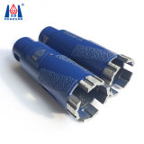 Vacuum Brazed Diamond Power Tool Core Drill Bit for Sale