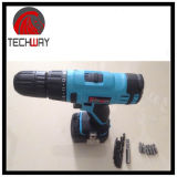 DC Motor Cordless Drill From Techway