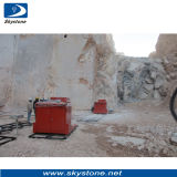 Stone Cutting Wire Saw Machine for Granite Marble