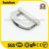 Stainless Steel Double Blades Mezzaluna Cutters Chopper Mincing Knife
