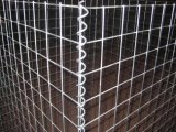 Welded Wire Mesh Gabion for Building/Welded Galvanized Gabion Basket