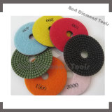 Super Flexible Resin Diamond Polishing Pad, Diamond Abrasive, Diamond Polishing Tools
