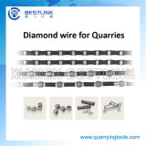 Quarry Multi-Wire Saw Machine Diamond Wire Rope for Cutting Stone
